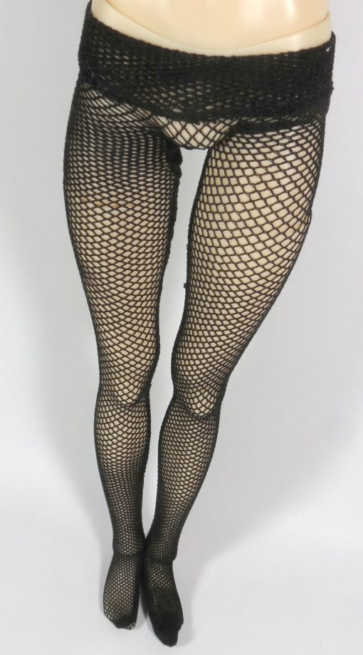 Black Fishnet Leggings for Ball Jointed Doll