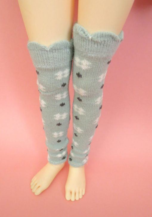 Soft Green Thigh High BJD Clothing