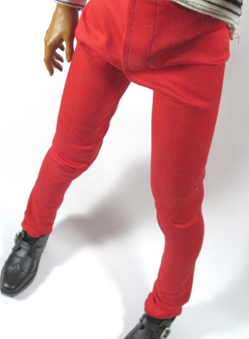 Red Pants for BJD