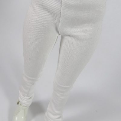 White Pants for Ball Jointed Doll